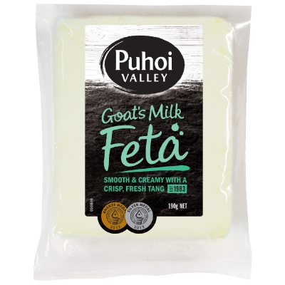 Fresh Goats Milk Feta 190g
