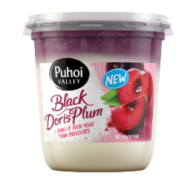 puhoi valley black doris plum new 450g