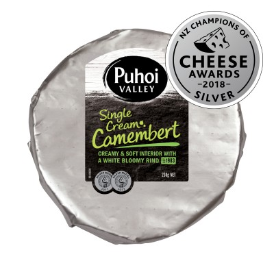 Single Cream Camembert