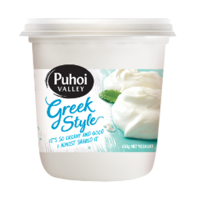 puhoi 450g greek style